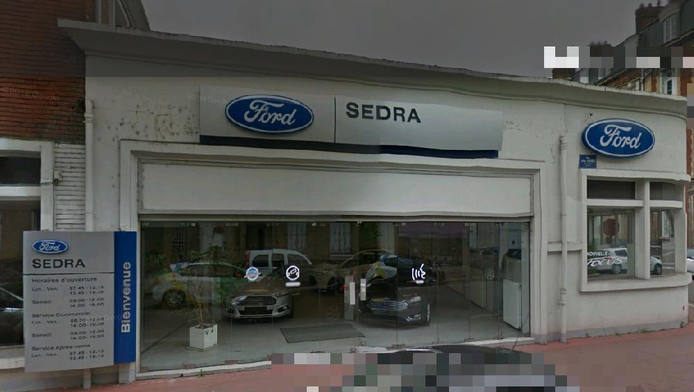 Remplacement de facade garage ford elbeuf for Garage dolpierre elbeuf