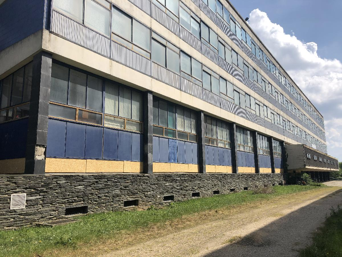 Sécurisation d'un bâtiment à l'université de Mont Saint Aignan