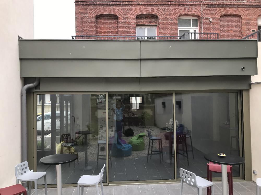 Fenêtres aluminium - Elbeuf