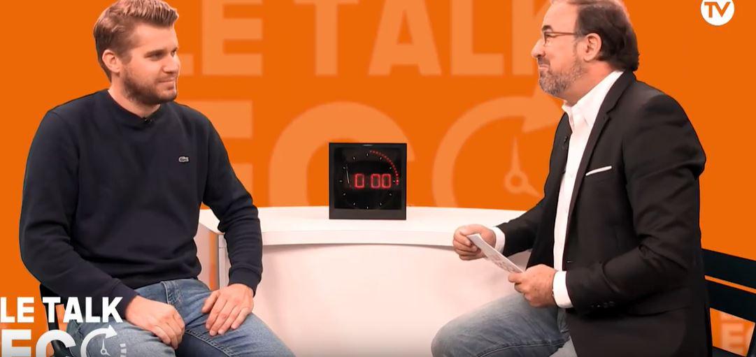 Notre interview sur la WEB TV Paris Normandie !