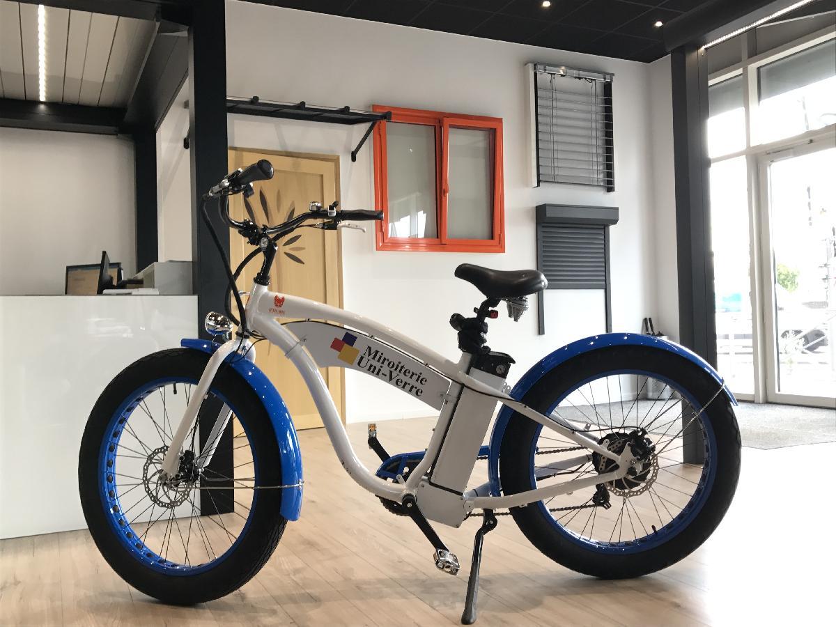 En rendez-vous à vélo !