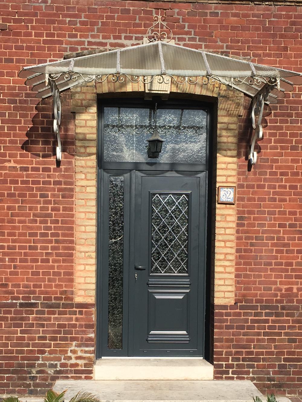 portes d u0026 39 entr u00e9e  portails et portillons alu et pvc rouen