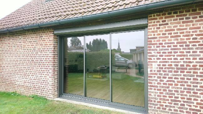 Rénovation fenêtre maison ancienne à Rouen
