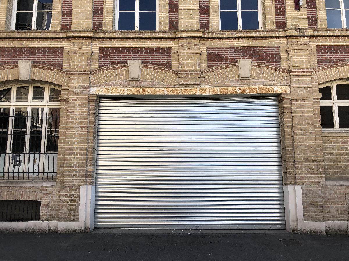 Remplacement d'un rideau métallique à Elbeuf sur Seine